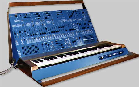 Blue Marvin ARP2600